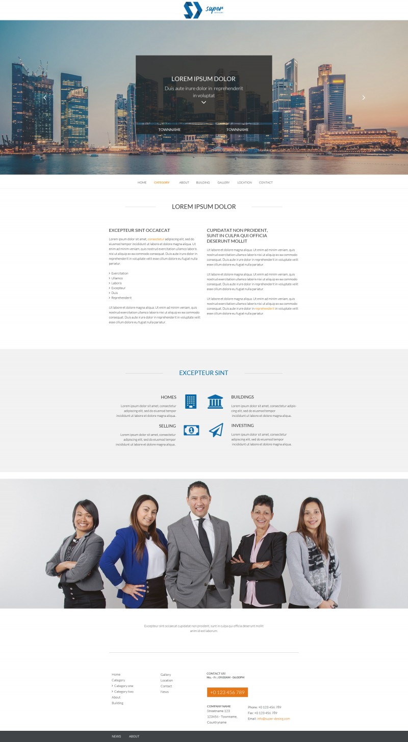 Grow Business HTML Template