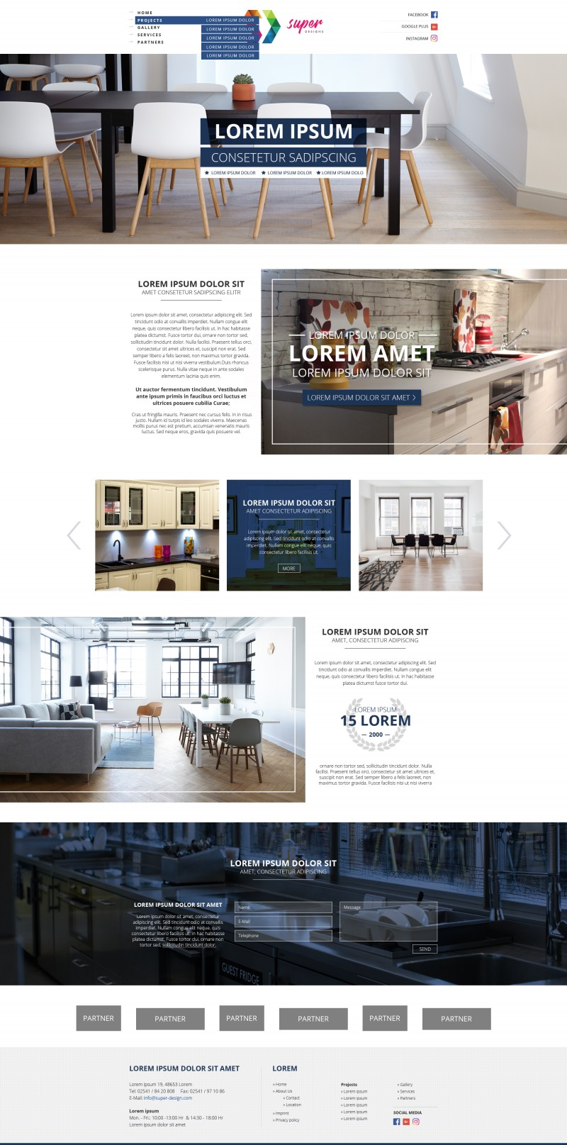 Inspiration Furniture HTML Template