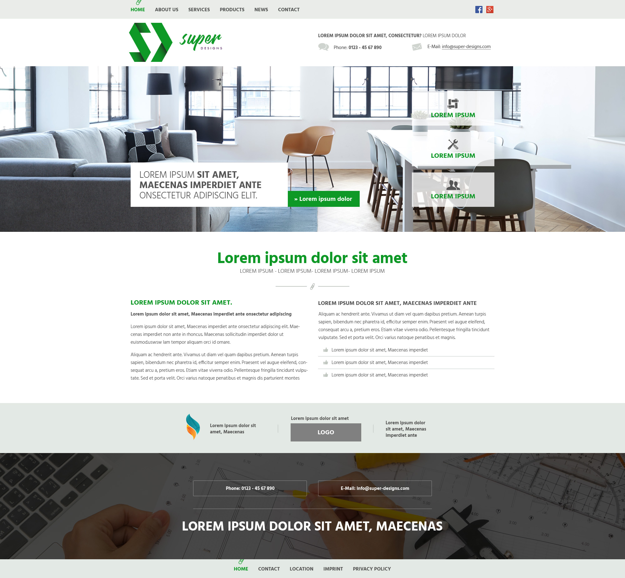 Merveilleux Super PSD Or Super HTML Templates
